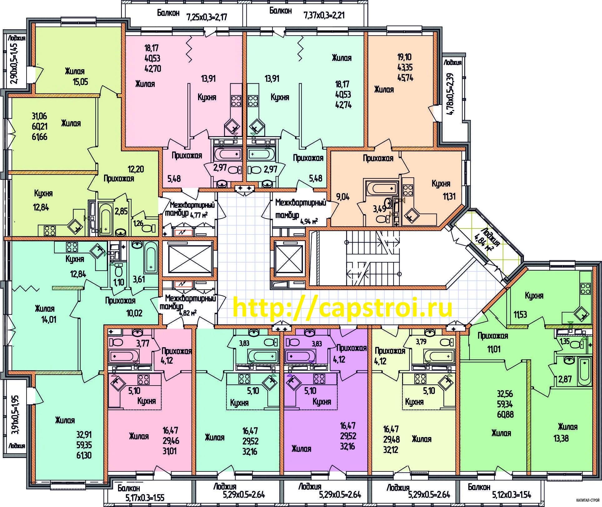 Предложение риэлтора капитал-строй от 22.05.2013.