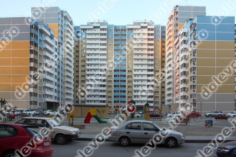 """Фото новостройки ЖК """"Репино"""" от ОБД-Инвест (03.03.2011)"""