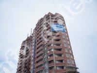 """Фото новостройки ЖК """"Азовский"""" от Европа-инвест (14.01.2011)"""