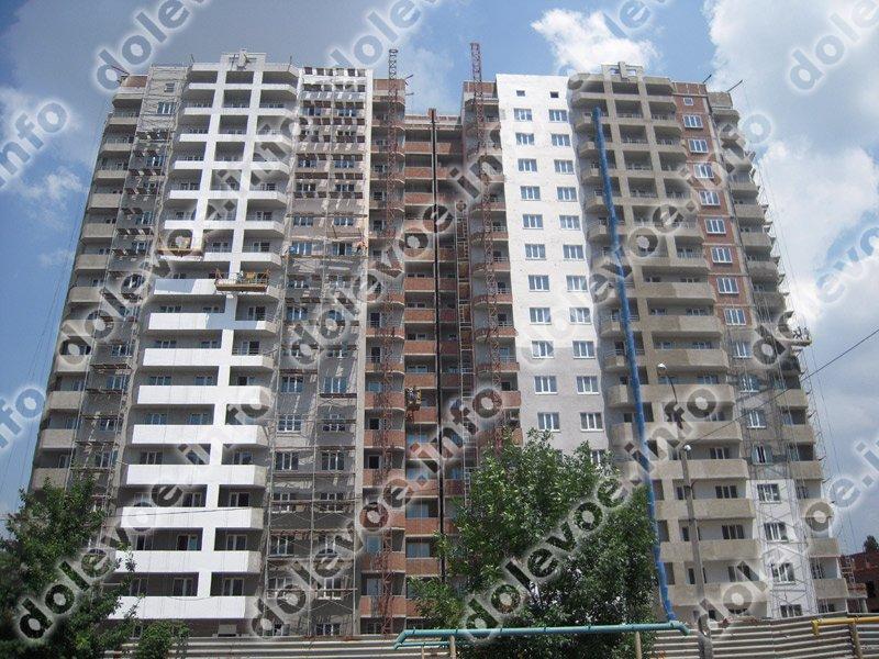 """Фото новостройки ЖК """"Азовский"""" от Европа-инвест (01.06.2011)"""