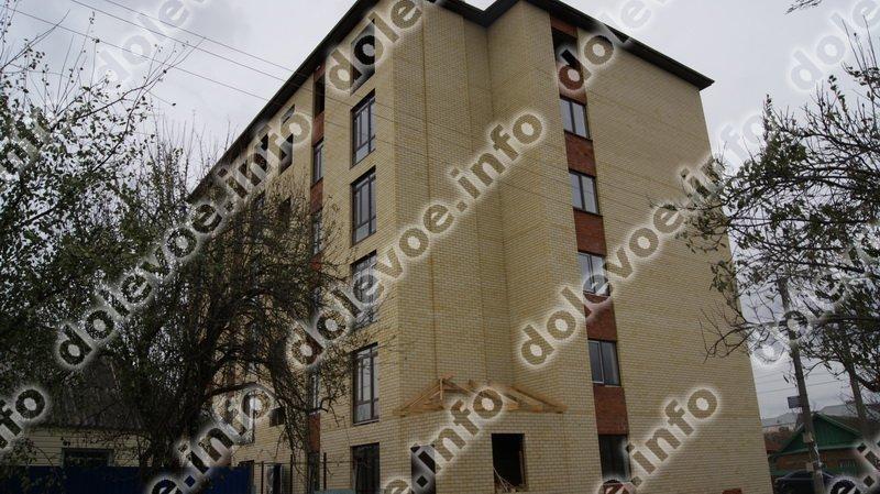 Фото новостройки ЖК Кировский от КСК (Кубанская Строительная Компания) (09.11.2011)