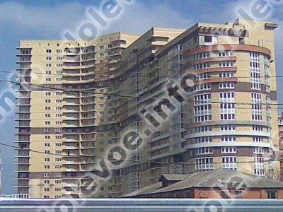 """Фото новостройки ЖК """"Триумф"""" от Девелопмент-Юг (31.03.2011)"""