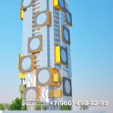 Фото новостройки Жилой дом «Акварель»  от  (автор nokinstar@mail.ru, 17.03.2015)