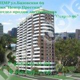 Фото новостройки Жилой дом по ул. Базовская, 69 от Остров-96 (автор кошка, 09.07.2013)