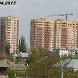 Фото новостройки Жилой дом по ул. Воровского, 15 от Нефтестройиндустрия-Юг (автор Инна050, 26.04.2013)