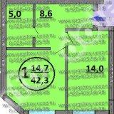 Фото новостройки Жилой дом по ул. Мусоргского от Южная Строительная Компания (автор магазин квартир от застройщика, 22.03.2012)