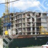Фото новостройки ЖК Квартал 510 (16-ти этажный дом) от РЕНОВА-СтройГруп-Краснодар/КОРТРОС (автор Давыденко Эдуард, 07.07.2010)